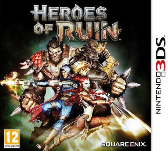 Heroes of Ruin /3DS kopen