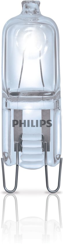 Philips Halogen 18 W (25 W) G9 Warm white Dimmable capsule bulb halogeenlamp