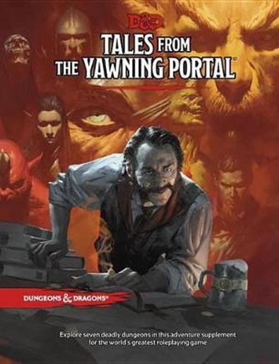 D&D 5.0 - Tales From the Yawning Portal TRPG