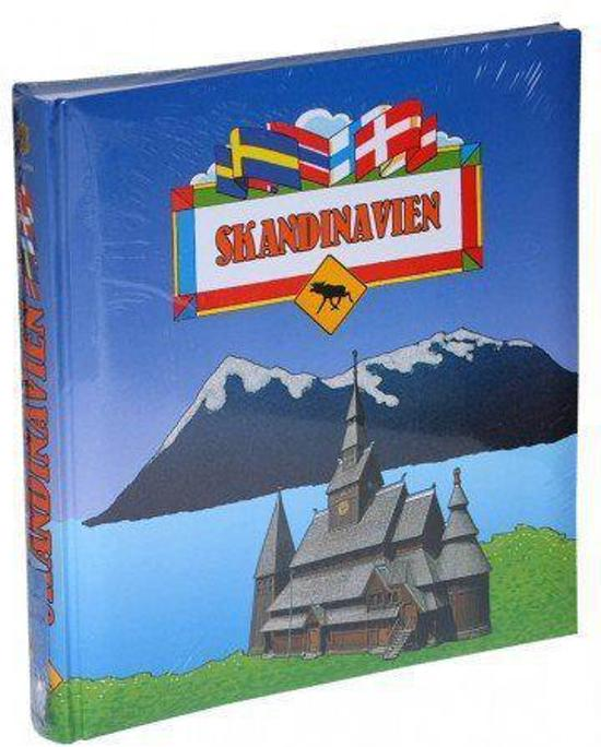 Henzo 11.369.07 landenfotoalbum Skandinavien als fotoboek