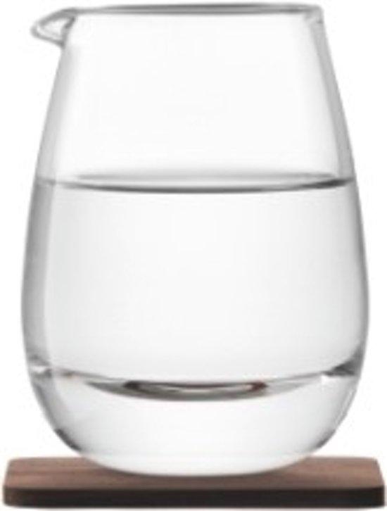 L.S.A. Whisky Islay Karaf - 300 ml - Incl. Walnoten Onderzetter