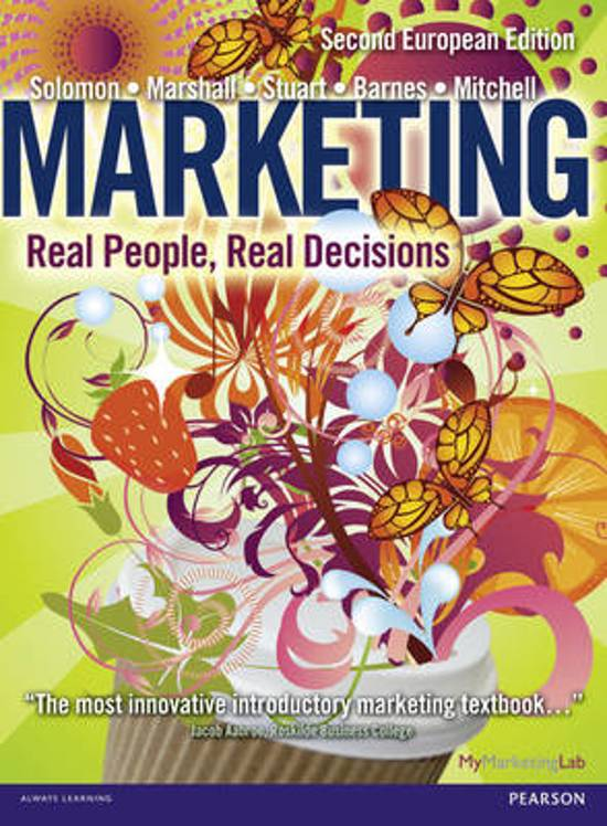 Marketing - Michael R. Solomon