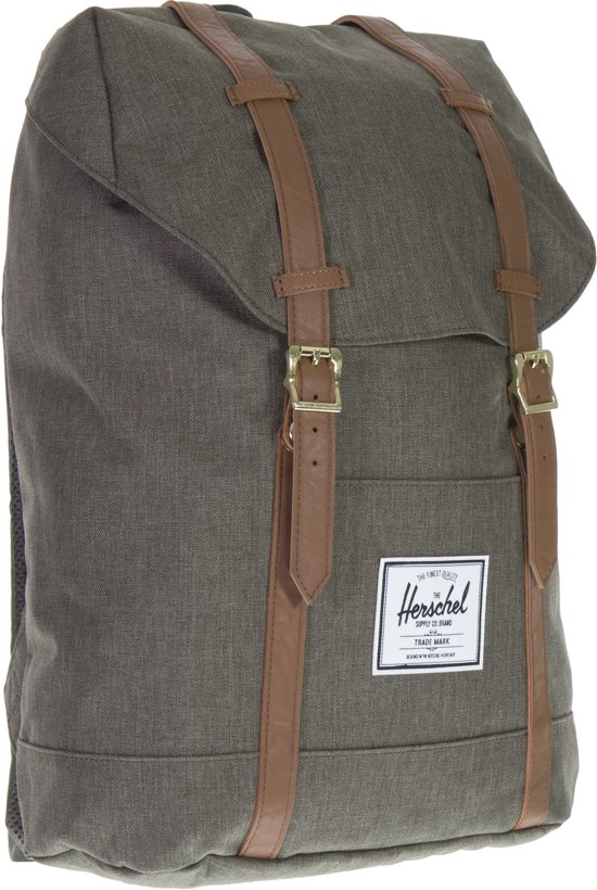 Herschel Supply Co. Retreat Rugzak - Canteen Crosshatch
