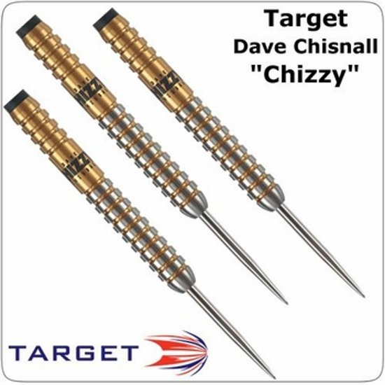Target Dave 'Chizzy' Chisnall Gold - 24 gram