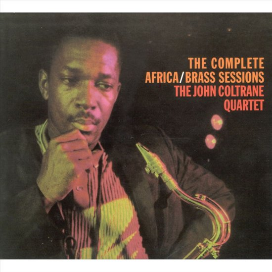 The Complete Africa/Brass Sessions