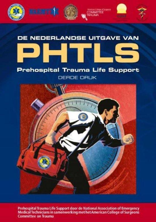 De Nederlandse uitgave van PHTLS