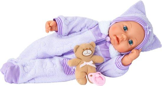 Bayer Babypop Piccolina Magische Ogen  - 46cm