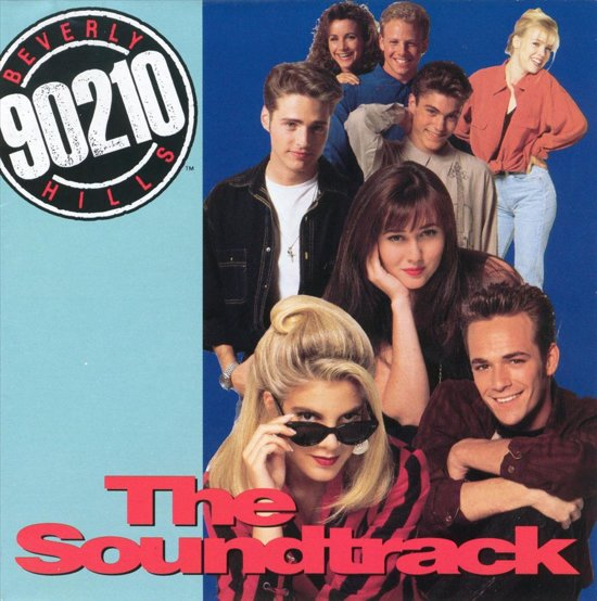 Beverly Hills, 90210 CD