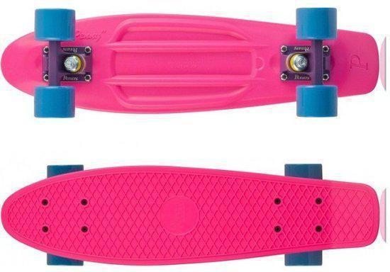 Verbazingwekkend bol.com | Penny Skateboard roze EP-09