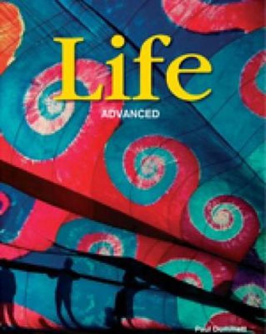 Life Advanced with DVD - Helen Stephenson