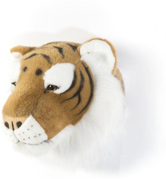 Wild&Soft Tijger Dierenkop