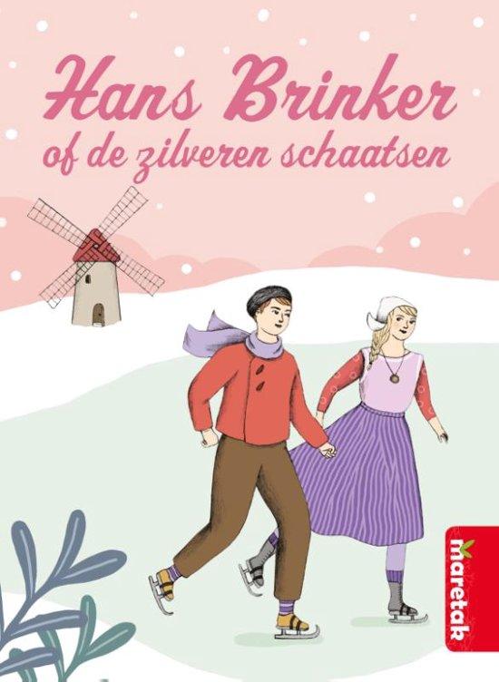 Best Books Forever Hans Brinker de zilveren schaatsen