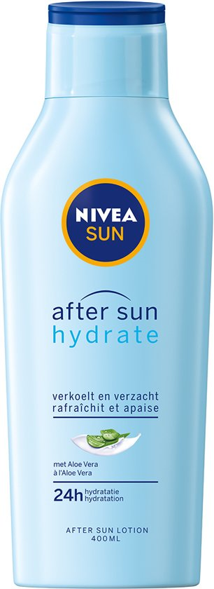 NIVEA SUN Hydraterende Kalmerende After Sun Lotion - 400 ml