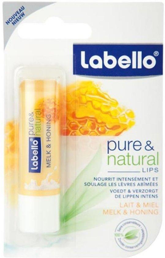 Labello Milk & Honey Verzorgende Lippenbalsem