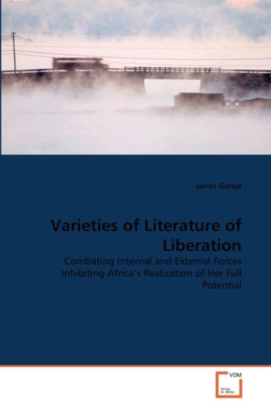 Varieties of Literature of Liberation
