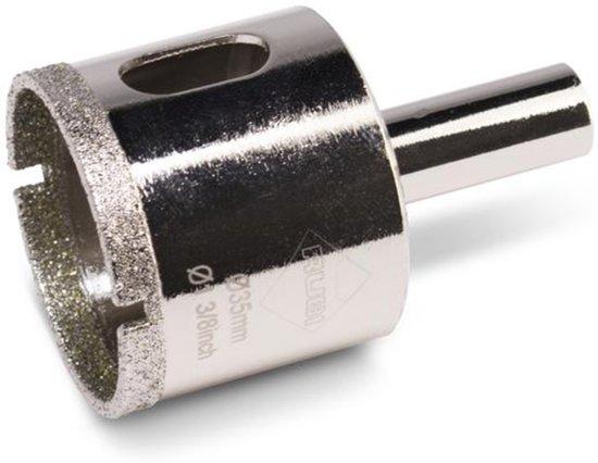 Boren In Tegels : Bol rubi easy gres diamantboor mm geschikt voor tegels