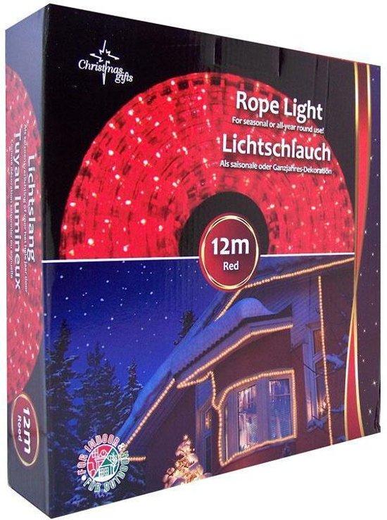 Christmas gifts Lichtslang rood (12m) Valentinaa