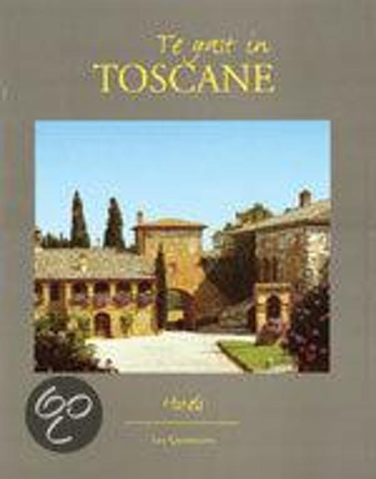 Te Gast In Toscane