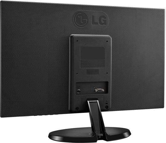 LG 24M38A 23.5'' Full HD Zwart computer monitor