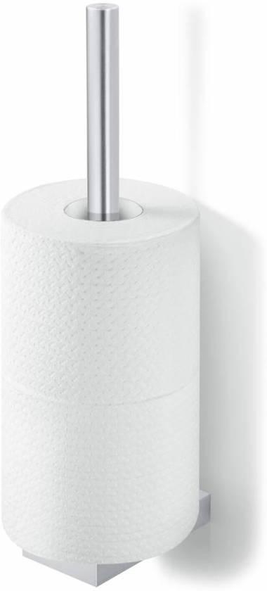 ZACK Fresco - Toiletrolhouder - Roestvrij Staal