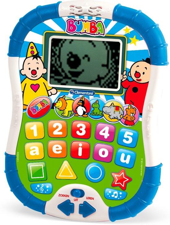 Thumbnail van een extra afbeelding van het spel Bumba Abc Tablet