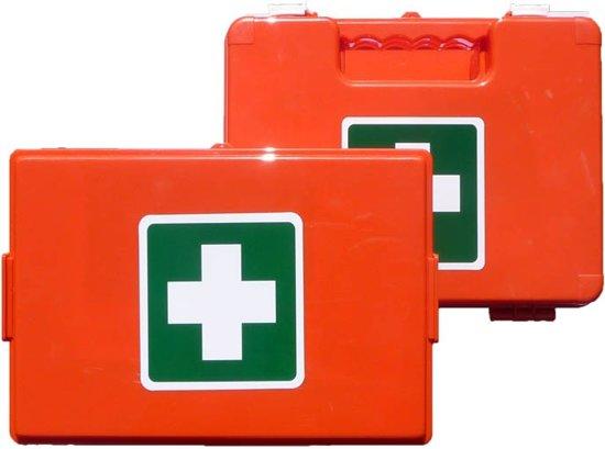 EHBO koffer set - 2 verbandkoffers