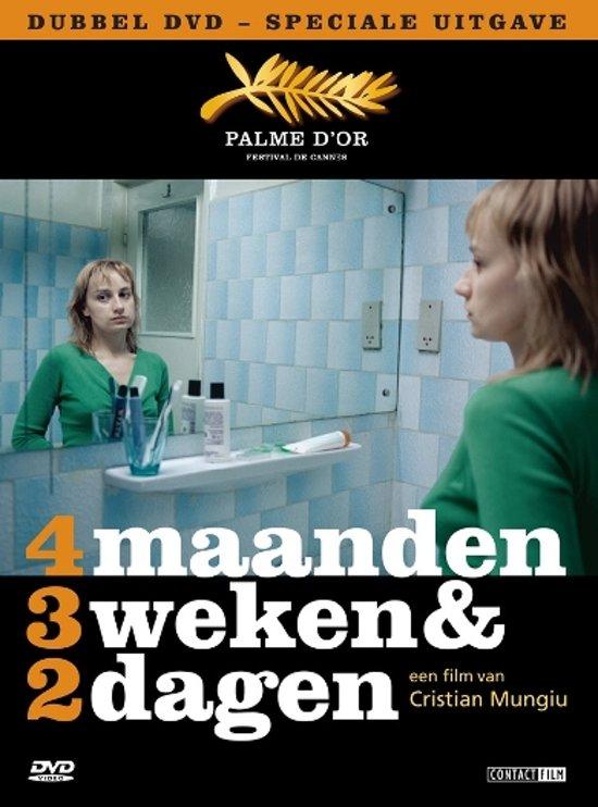 Cover van de film '4 Maanden, 3 Weken & 2 Dagen'