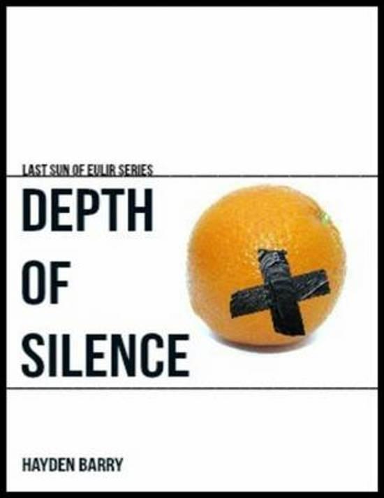 Boek cover Depth of Silence van Hayden Barry (Onbekend)
