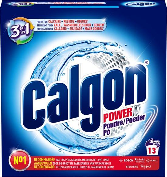 Calgon 2 in 1 Power - Ontkalkingspoeder voor Wasmachines - 13 doses