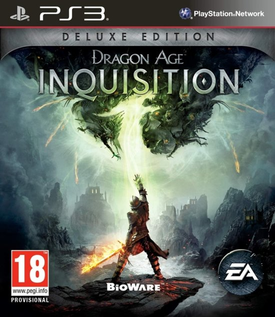 Dragon Age: Inquisition - Deluxe Edition /PS3