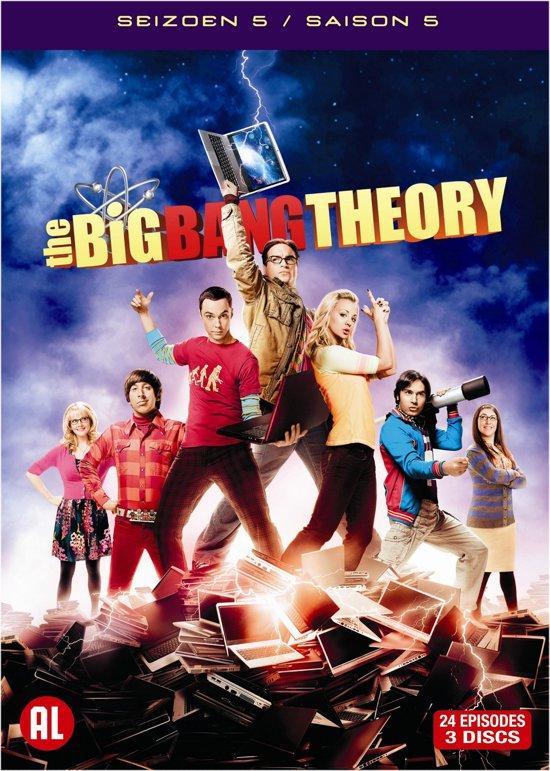 The Big Bang Theory - Seizoen 5