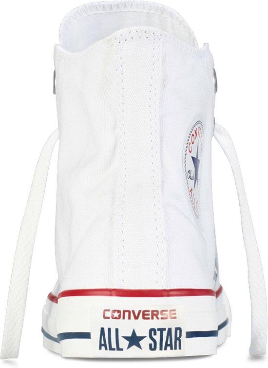 Star All White HoogOptical Converse Sneakers pLSzqUjMVG