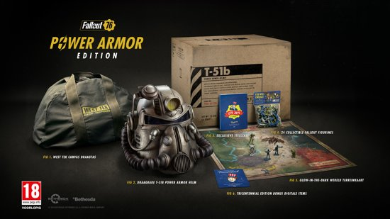 Fallout 76 Power Armor Edition - Xbox One