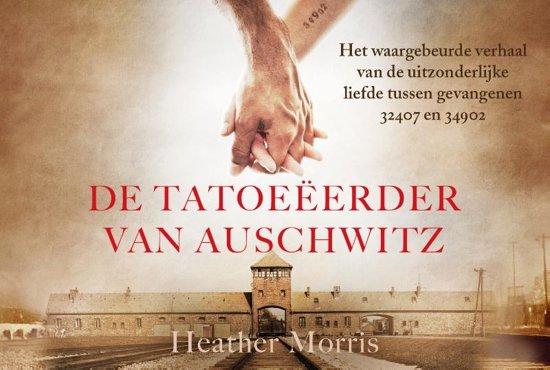 Boekomslag van 'De tatoeëerder van Auschwitz - dwarsligger (compact formaat)'