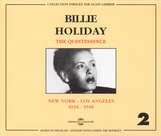 Quintessence New York - Los Angeles, Vol. 2: 1934-1946