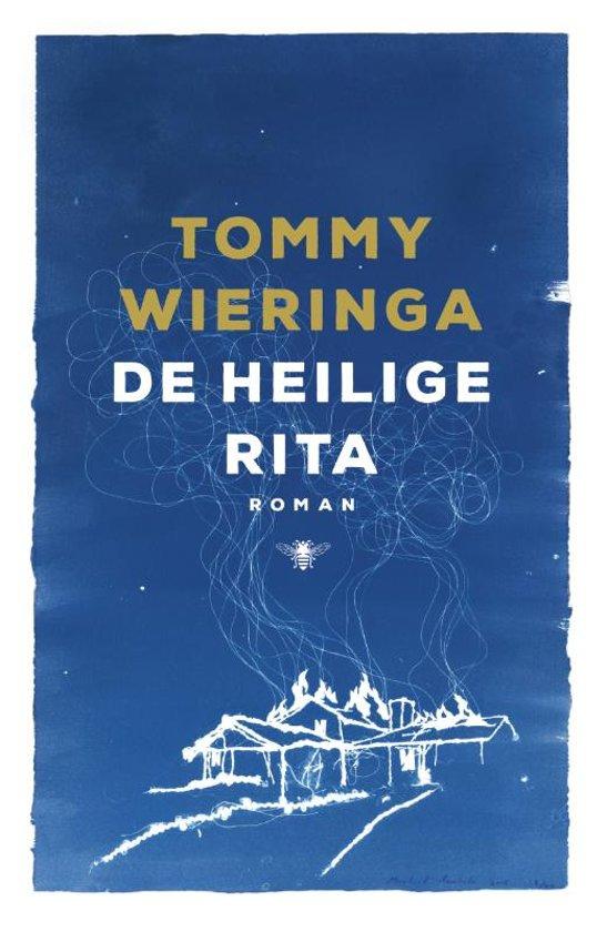 Boek cover De heilige Rita van Tommy Wieringa (Paperback)