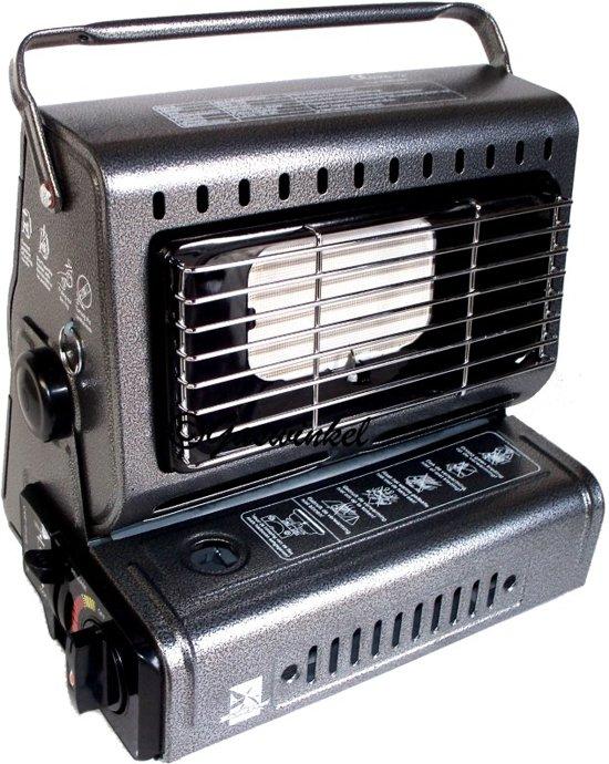 Super bol.com | Draagbare gaskachel infrarood MacGyver XQ-12