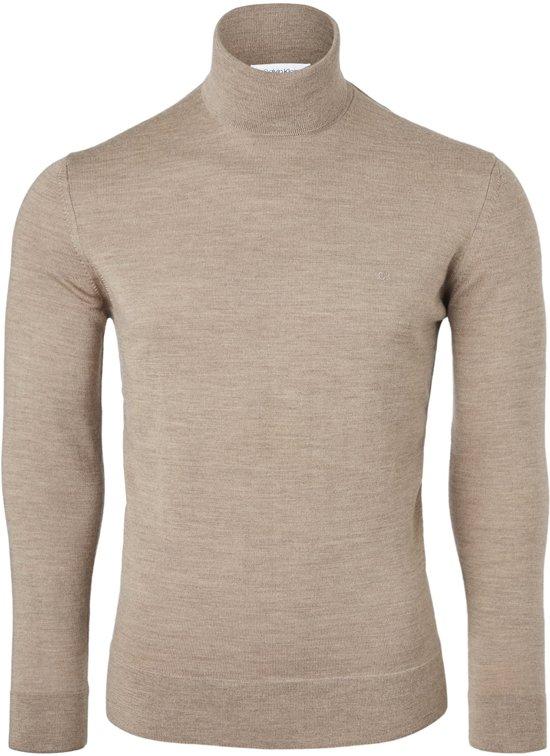 detaillering lage prijs Koop Authentiek bol.com | Calvin Klein superior wool pullover - heren ...