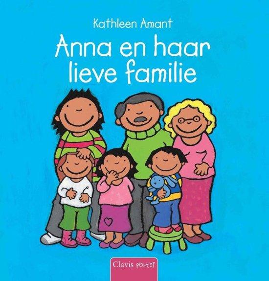 Super bol.com | Anna en haar lieve familie, Kathleen Amant #WE59