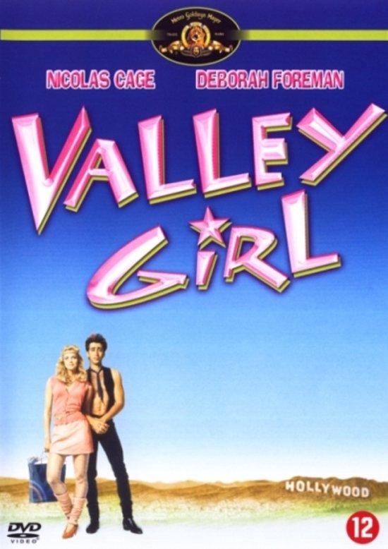 Cover van de film 'Valley Girl'