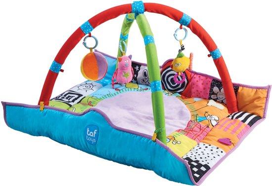 Afbeelding van Taf Toys Babygym speelkleed Newborn – extra zachte veel speeltjes– 0 mnd+ speelgoed