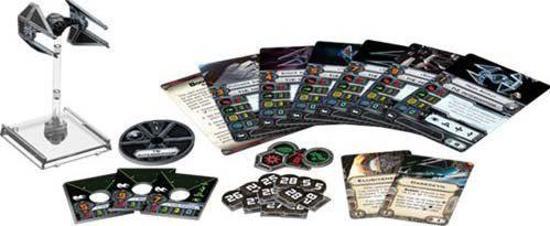 Thumbnail van een extra afbeelding van het spel Star Wars X-Wing - Tie Interceptor Expansion