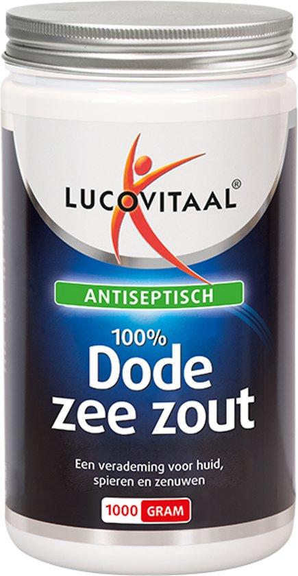 Lucovitaal - Dode Zeezout - 1000 ml - Badzout