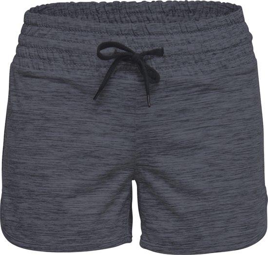 Only Play Mabelle Sweat Shorts Dames - Zwart - Maat M