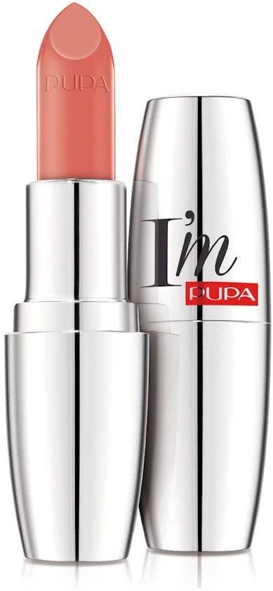 Pupa I'M Pupa Lipstick 201 Royal Apricot