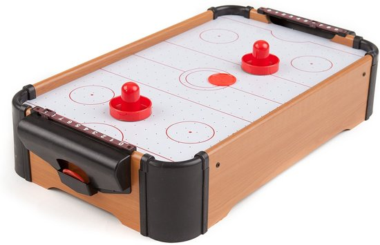 Bol mini airhockey cm airhockey tafel merkloos speelgoed