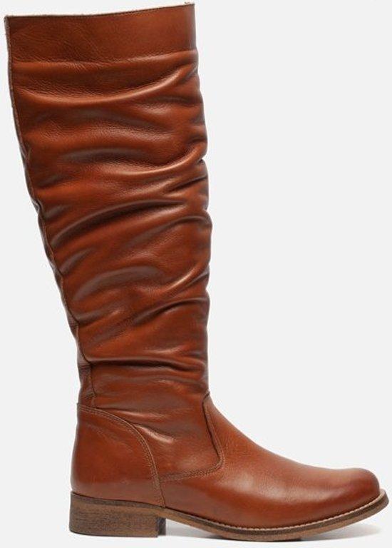 Cellini Hoge laarzen cognac Maat 37