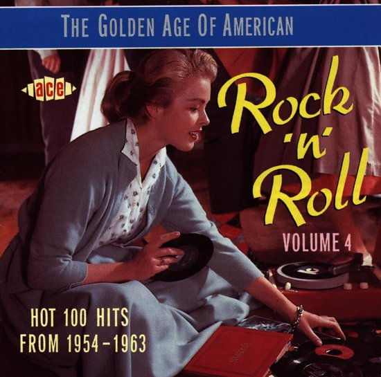 The Golden Age Of American Rock...vol. 4