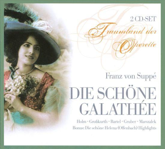 Franz von Suppé: Die schöne Galathée