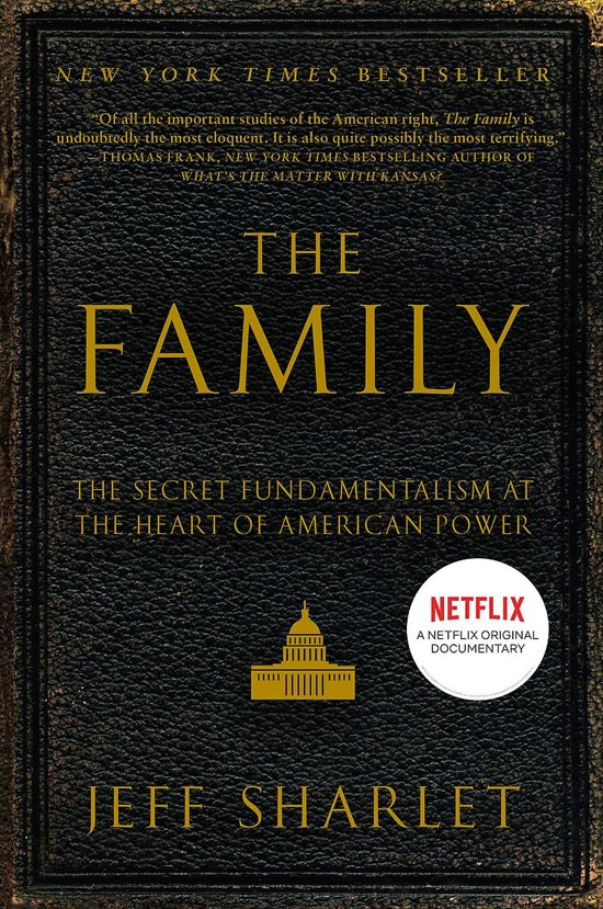 Boek cover The Family van Jeff Sharlet (Paperback)